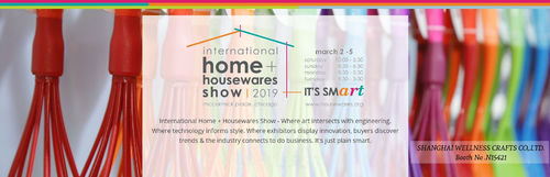 china latest news about International Home+Housewares Show 2019-Chicago