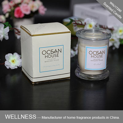 China Efficient Recycling Natural Scented Candle Non Toxic For Party / Express factory