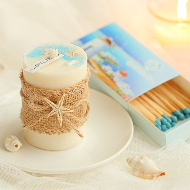 Eco Friendly Aromatherapy Soy Candles Decorative Scented Candles Customized Logo supplier